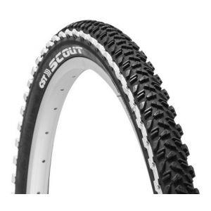Spoljna guma za bicikl CST Krusader 26 x 1.95 (53-559) C1435 sa belom linijom