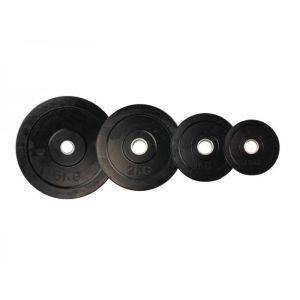 Tegovi gumeni Capriolo Gimfit PL22 5 kg dia 30 mm