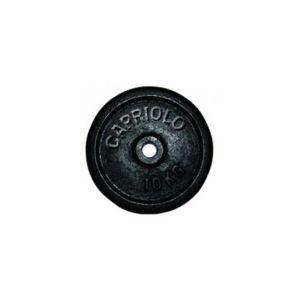 Tegovi čelični Capriolo Gimfit 10 kg dia 30 mm