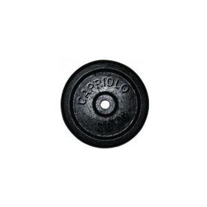 Tegovi čelični Capriolo Gimfit 20 kg dia 30 mm