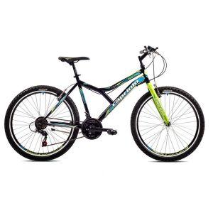 Bicikl Capriolo Diavolo 600 2019 26/18HT crno-zeleno 17