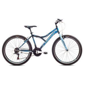 Bicikl Capriolo Diavolo 600 2019 26/18HT sivo-plavo 17