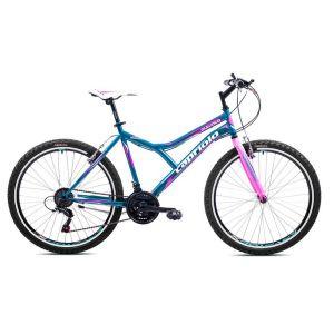 Bicikl Capriolo Diavolo 600 2019 plavo pink