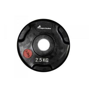 Tegovi čelični Capriolo Gimfit HKPL125 2.5 kg 30 mm