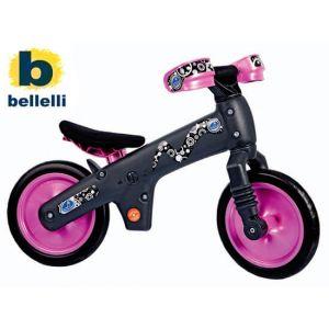Bicikl Capriolo Balans bicikl Bellelli B Bip roza