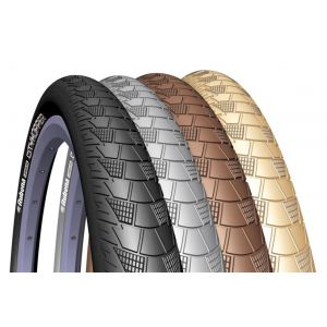 Spoljna guma za bicikl Mitas 26 x 2.00 Cityhopper siva