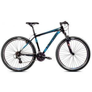 Bicikl Capriolo Level 9.1 crno plavi 2018