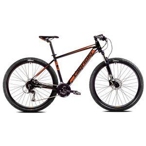 Bicikl Capriolo Level 9.3 crno narandžasti 2018