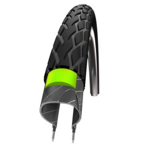 Spoljna guma za bicikl Schwalbe Marathon Green Guard Performance Line 26x1 3/8 (37-590) HS420