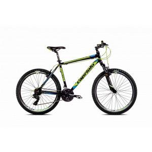 Bicikl Capriolo Monitor Man FS 26 alu crno zeleni 20
