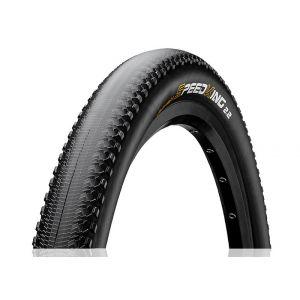Spoljna guma za bicikl Continental Speed King II RS crna kevlar