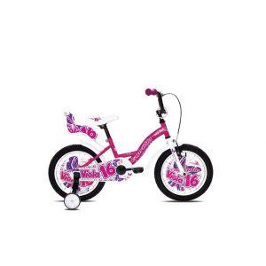 Bicikl Capriolo Viola 16