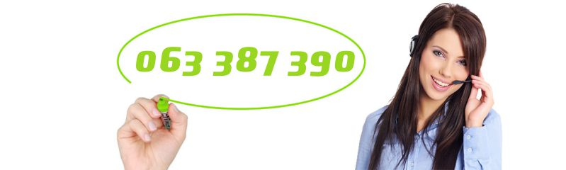 Kontakt telefon - call centar - prodavnica i servis bicikala Fanatic Novi Sad