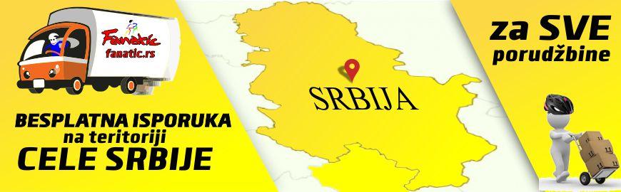 Prodaja bicikala fitnes opreme i sprava - besplatna isporuka na teritoriji Srbije